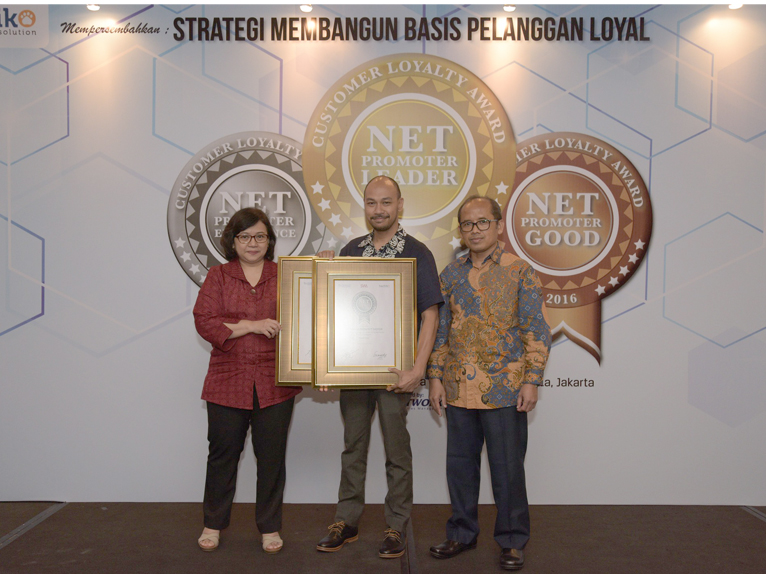 Honda Raih Lima Penghargaan Di Net Promotor Customer Loyalty Award 2016