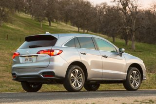 Stylish, Swift and Comfortable: The 2018 Acura RDX Arrives in Showrooms Tomorrow