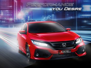 All New Civic Turbo Raih Penghargaan Pada Ajang Editors Choice 2017 Carvaganza