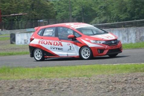 Tim Honda Racing Indonesia berlaga Grand Prix di BSD City