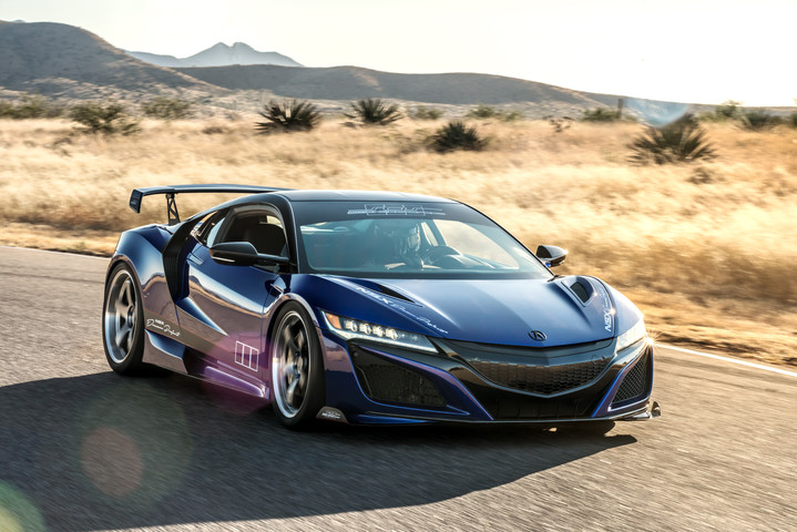 "Second-Generation NSX ""Dream Project"" by ScienceofSpeed to Debut at SEMA"