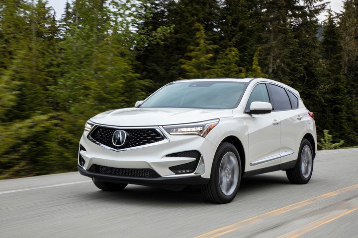 "2019 Acura RDX Wins ""Wards 10 Best UX"" Award for Innovative Tech"