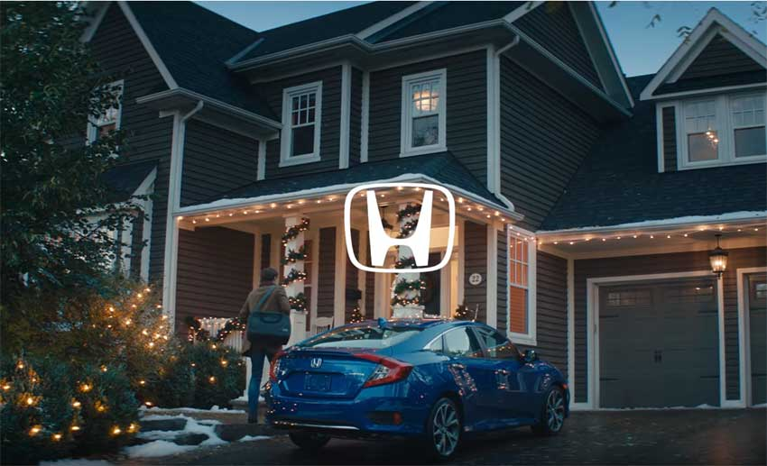Bring Home a Honda – Holiday Joy