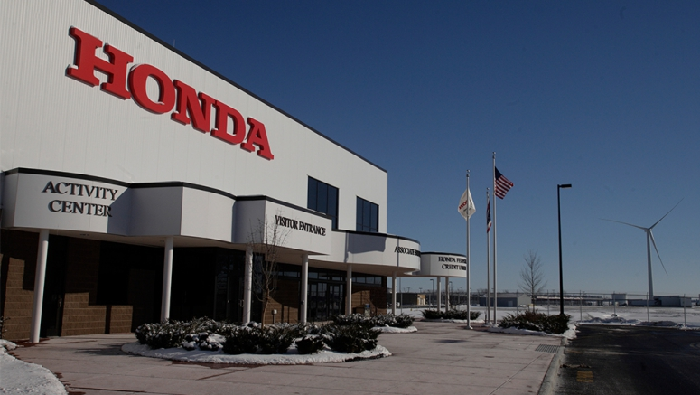 Honda continues to harness renewable energy at its manufacturing sites around the world