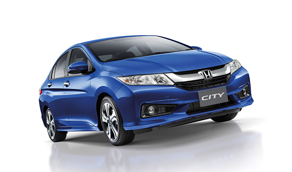 Honda launches all-new Honda City, an innovative automobile that sets a new standard for sub-compact sedans in Thailand