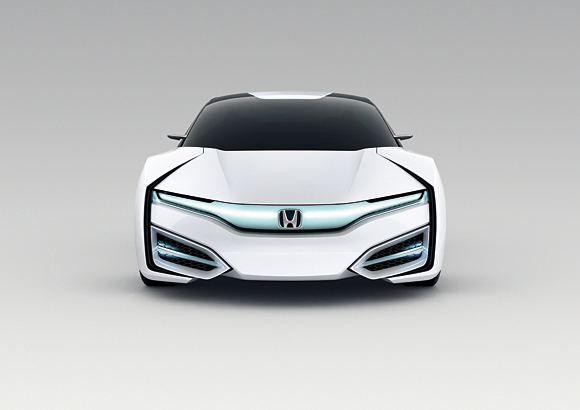 Honda at Geneva Motorshow 2014
