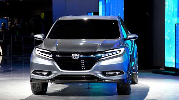 Honda HR-V Trademark Filed , Could Be Possible Fit Crossover