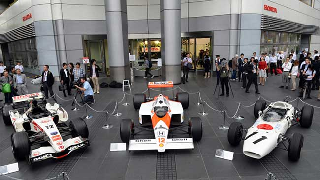 Honda exclusive to McLaren at least until 2017