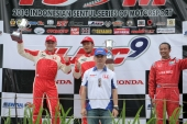 Honda Racing Indonesia Finis 1-2 di Putaran Pertama Honda Jazz Speed Challenge 9