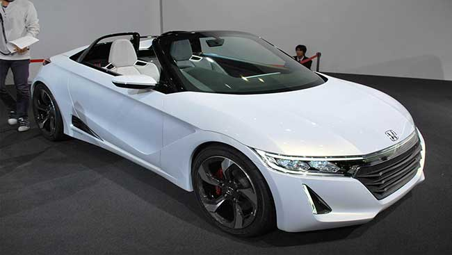 Honda S660 due to enter production in 2015