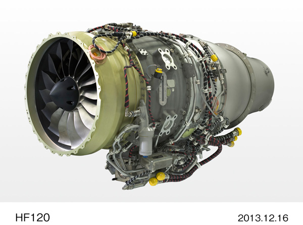 GE Honda Aero Engines delivers first shipset of HF120 production engines and announces MRO facility