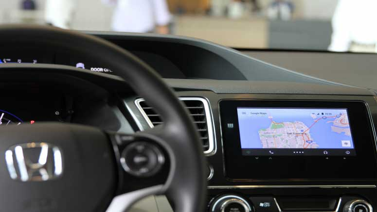 Honda Vehicles to Seamlessly Integrate Android Smartphone Features with Android Auto