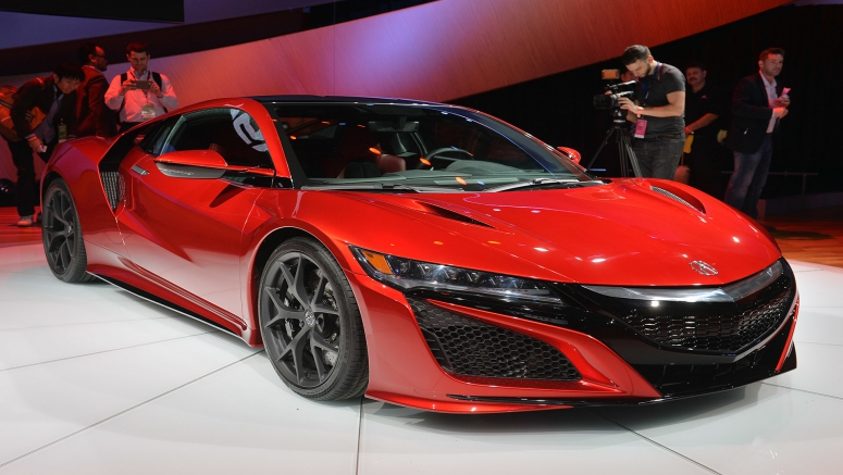 All New Honda Civic Type R Dan All New Honda NSX Tampil Perdana Di Geneva Motor Show 2015