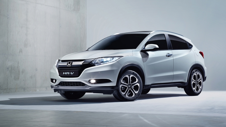 The Uniquely Personal and Functional 2016 Honda HR - V Launches in July Bringing a Shot of Energy to Growing Subcompact SUV Market