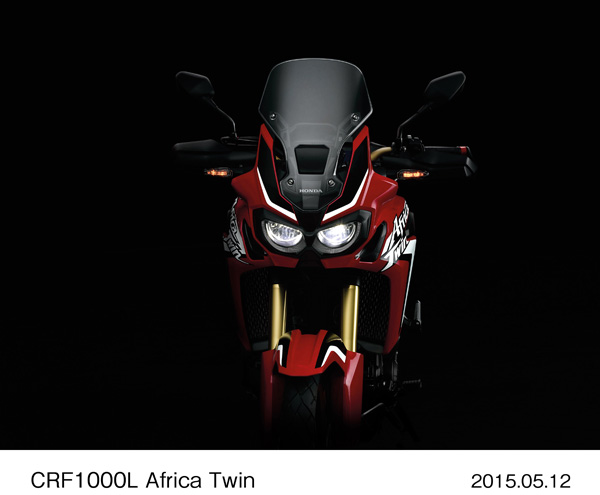 The Africa Twin is back! CRF1000L Africa Twin confirmed for 2015.